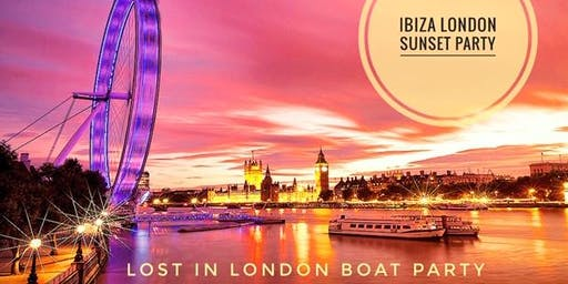 Ibiza London Sunset Party