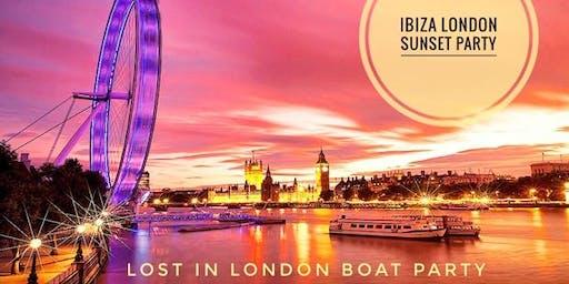 Ibiza London Sunset Party