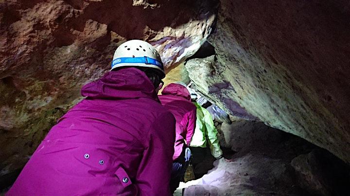 Höhlen-Abenteuertour (Einsteiger): Bild