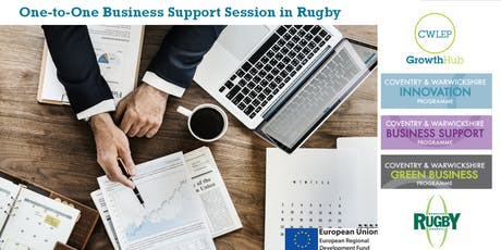 One to One Business Support in Rugby tickets