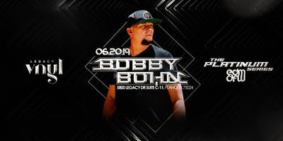 The Platinum Series: Bobby Bohn