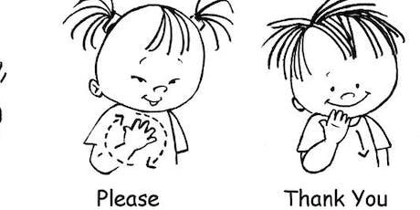 Baby Sign Basics tickets