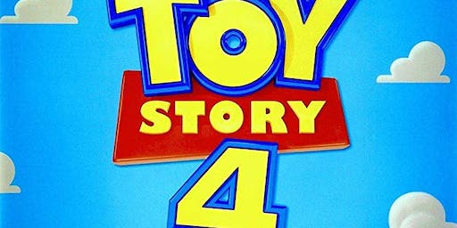 Magic At The Movies - Toy Story 4!