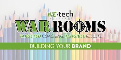 WAR ROOM: Building Your Brand