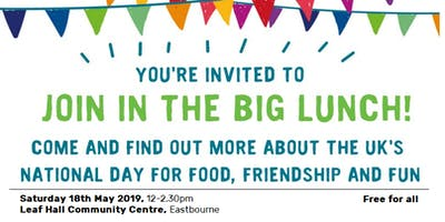 Big Lunch Drop-in / Community Networking