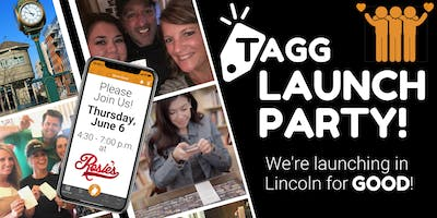 TAGG Lincoln Launch Party