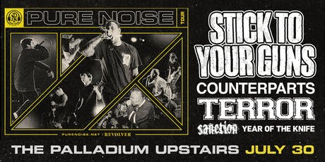 STICK TO YOUR GUNS: PURE NOISE TOUR tickets
