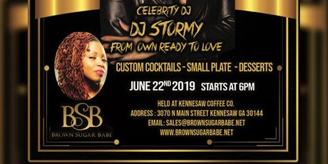 Brown Sugar Babe Launch Party tickets