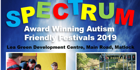 Spectrum Autism Friendly Festival 2019 tickets