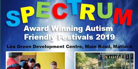 Spectrum Autism Friendly Festival 2019 tickets