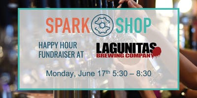 SparkShop Happy Hour Fundraiser