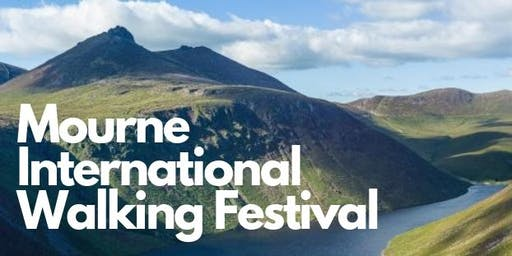 Mourne International Walking Festival 2019 £ Sterling Payment