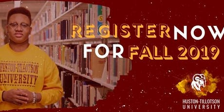 Huston-Tillotson University New Student Weekend Registration tickets