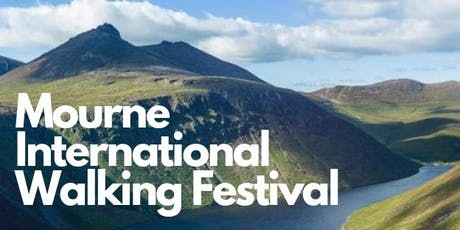 Mourne International Walking Festival 2019 € Euro Payment  tickets