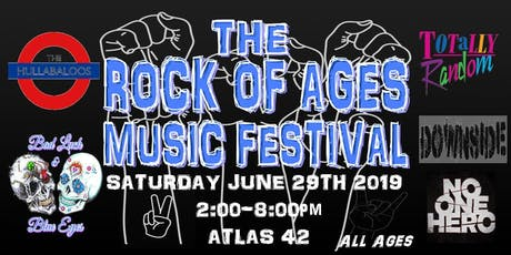 The Rock of Ages Music Festival tickets