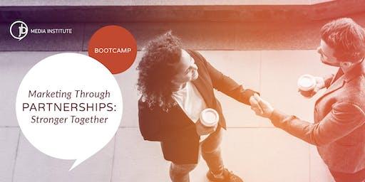 Marketing Through Partnerships: Stronger Together