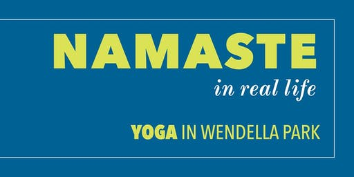 Gentle Yoga in Wendella Park