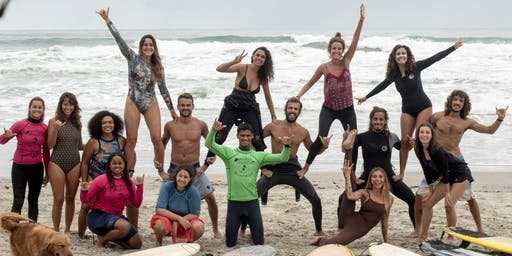 Retiro SYM -Surf Yoga Music - Feriado Junho