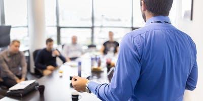 Wöchentliches Rhetoriktraining ADVANCED - Präsentieren wie die Profis