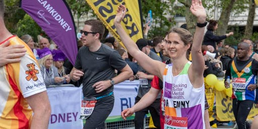 Maudsley Charity London Marathon 2020