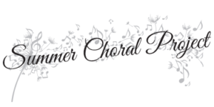 Summer Choral Project 2019 CONCERT