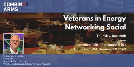 Energy Networking Social June tickets