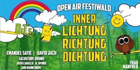 Open Air - Inner Lichtung Richtung Dichtung Tickets