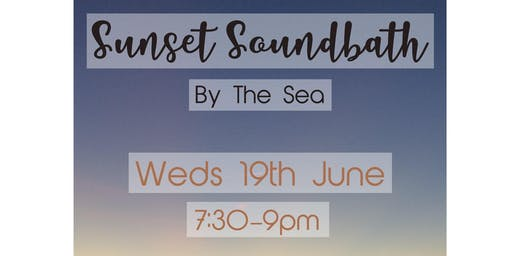 SHOREHAM Sunset Sound Bath