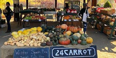F2F: Farm Stands, CSA & Direct Marketing at 24 Carrot Farm