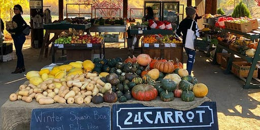 F2F: Farm Stands, CSA & Direct Marketing at 24 Carrot Farm