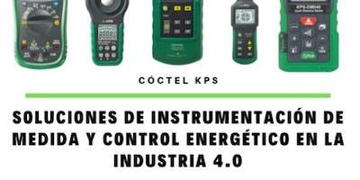 Soluciones de instrumentación de medida y control energético en la I 4.0