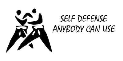FREE Self-Defense Martial Arts Class