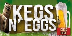4th Annual St Paddy's Rockin' Kegs n' Eggs at Hard...