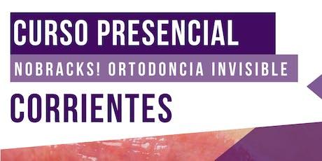 CURSO PRESENCIAL NOBRACKS CORRIENTES entradas