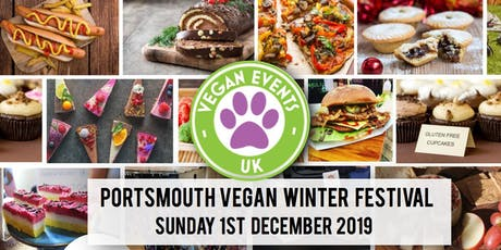 Portsmouth Vegan Winter Festival 2019 tickets