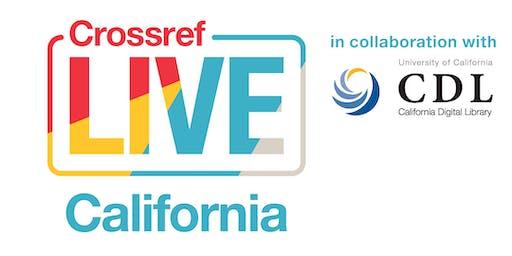 Crossref LIVE Oakland