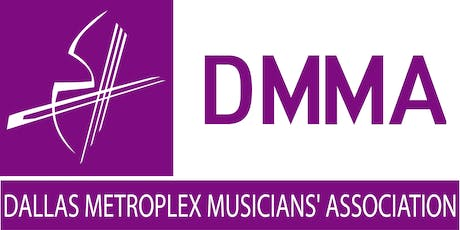 2019 Sacred Choral Music Workshop sponsored by the Dallas Metroplex Musicians' Association tickets