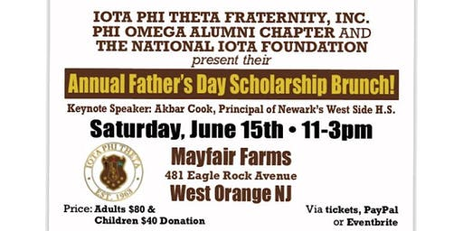 20436f83d8a88 Father s Day Scholarship Brunch