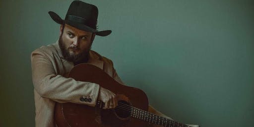 Live at Lagunitas: Paul Cauthen w/ Jaime Wyatt