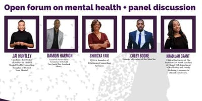 Another Level Mental Health Awareness Conference