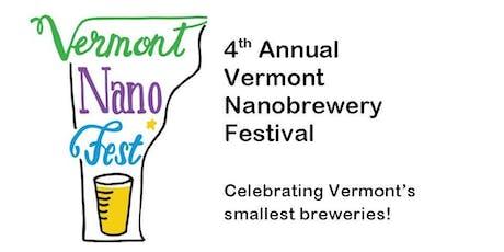 Vermont NanoFest tickets