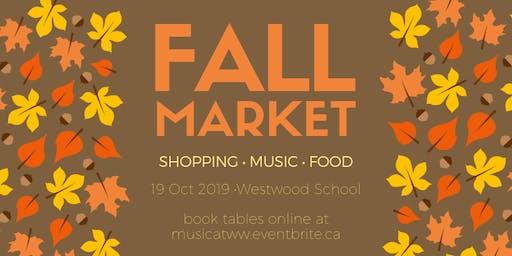 WW Music Fall Market 2019