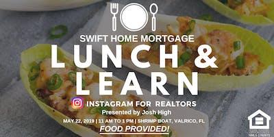 Lunch & Learn - Instagram for Realtors