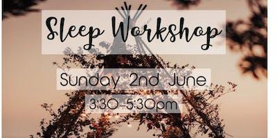 SHOREHAM Sleep Workshop