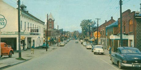'The Little Town that Grew' Historic  Walking Tour tickets