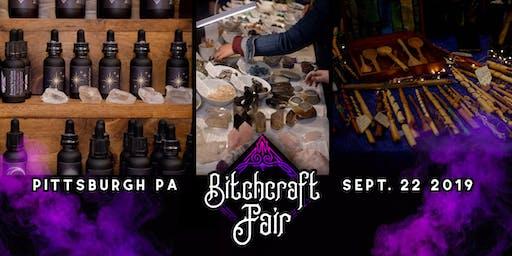 Bitchcraft Fair Pittsburgh
