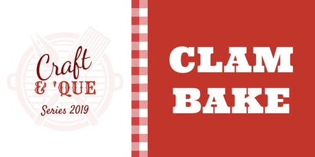 Normandy Farm's Clam Bake | The Craft & 'Que Series tickets