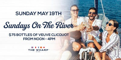 Sundays On The River w/ Veuve Clicquot