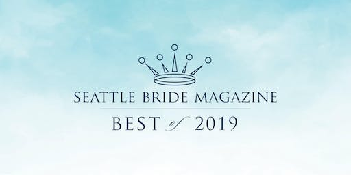 Seattle Bride's Best of Bride Party 2019
