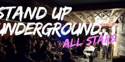 Stand-up Underground's All-Star Comedy Showcase!
